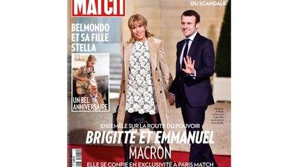 De Prof Devenue Le Français Brigitte Dame Point Première MacronL'ex sdBohQtrxC