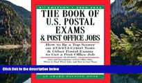 Audiobook  The Book of U.S. Postal Exams and Post Office Jobs: How to Be a Top Scorer on