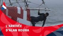 J105 : L'arrivée d'Alan Roura aux Sables d'Olonne / Vendée Globe