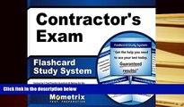 Best Ebook  Contractor s Exam Flashcard Study System: Contractor s Test Practice Questions