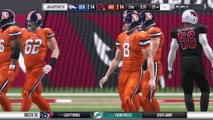 Madden 17 StrikeGroup Broncos vs Cardinals