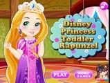 NEWМультик для девочек—маленькая Рапунцель—Принцесса и ее друзья