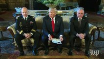 Trump names Lt. Gen. H. R. McMaster new national security adviser
