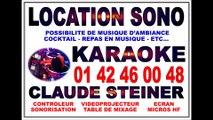 SONORISATION PARIS - LOCATION SONO ÉCLAIRAGES PARIS