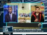 Ecuador:  Lenin Moreno lidera resultados en contienda presidencial