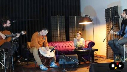 Ceylan Ertem - Nazım'a // Groovypedia Studio Sessions