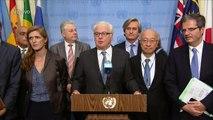 Embaixador russo na ONU 'morreu subitamente'