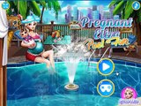 Preganant eliza pool game , nice game for kids , best game for childrens , fun game play f