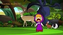 Masha giving Lollipop Spiderman and Elsa, PJ Masks Catboy Owlette Masha and The Bear Dora