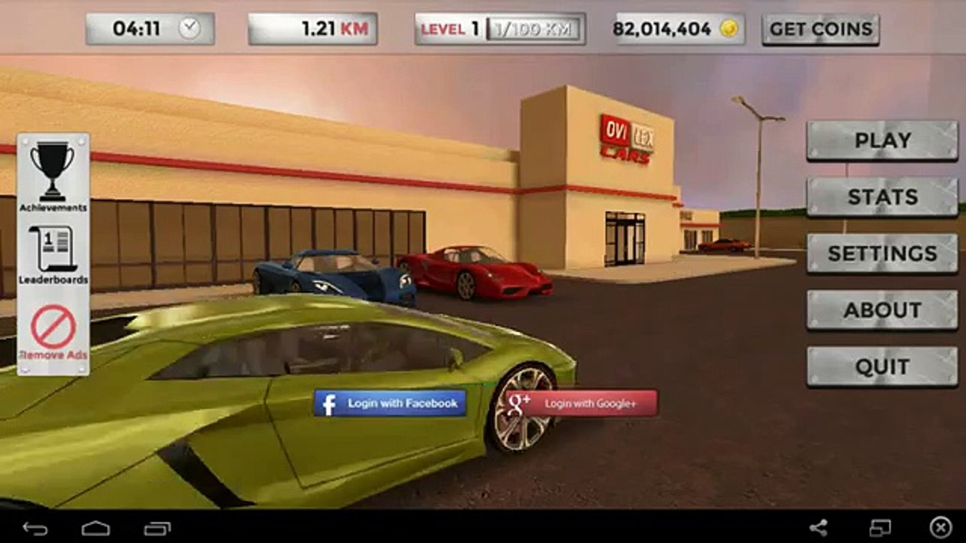 Real Driving 3D - for Android GamePlay