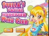 Stellas Facial Makover Winx Club Winx Club: el Maquillaje de stella juego