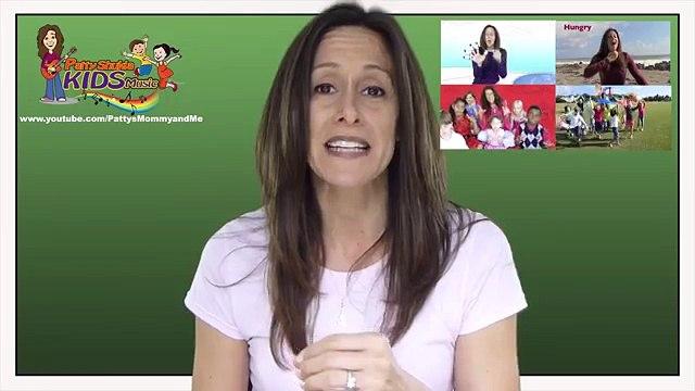 Stand Up, Sit Down los Niños la canción de Patty Shukla | Populares canciones infantiles para Niños y T