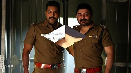 Arvind Swamy Very Angry On Vijay Antony After Being Featured In Yeman Poster
