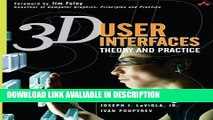 Download [PDF] 3D User Interfaces: Theory and Practice (paperback) online pdf