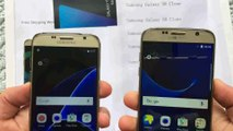 Samsung Galaxy S8 edge Clone Galaxy S8 Clone Galaxy S8 Plus Clone VS Galaxy S7 Edge Review