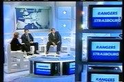 30.09.1997 - 1997-1998 UEFA Cup 1st Round 2nd Leg Glasgow Rangers 1-2 Racing C Strasbourg