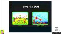 ❤ Salpicaduras de Matemáticas K5 ❤ Aprendizaje de matemáticas para niños Juegos de Matemáticas para que los niños jueguen Aprendizaje vid