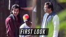 Ranbir Kapoor As Sanjay Dutt, Paresh Rawal As Sunil Dutt  First Look  Sanjay Dutt Biopic