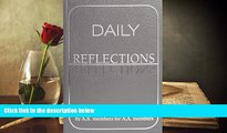 [PDF]  Daily Reflections  A Book of Reflections by A A  Members for A A  Members A A  Trial Ebook