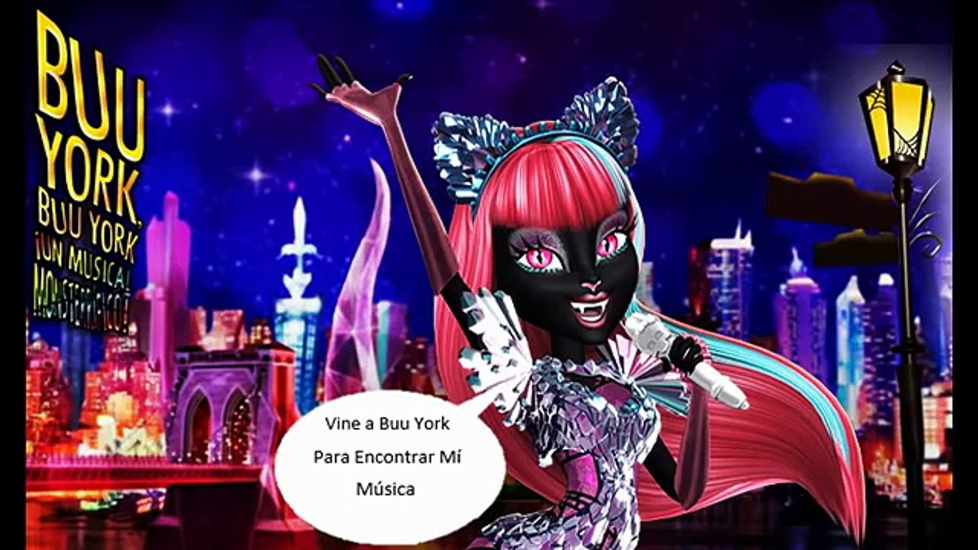 Lyrics Vietsub Boo York Boo York Monster High Catty Noir Pharaoh Video Dailymotion Catty noir, daughter of the werecats, is the cat's meow in a purple and silver dress with graphic pattern, dramatic silvery shoulders and a silvery czas na absolutnie fantastyczny, pierwszy w historii musical monster high boo york, boo york! lyrics vietsub boo york boo york monster high catty noir pharaoh