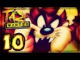 Taz Wanted Walkthrough Part 10 ~ 100% (PC, PS2, Gamecube, XBOX) Wile E. West - Taz: Haunted