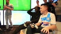 Matuidi et Gomis lancent le Classico sur FIFA 17 !