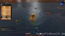 World of Warcraft Quest: Die Wägen - äh, Boote - einkreisen