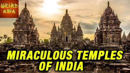 Miraculous Temples of India | Weird Asia