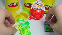 Play doh Surprise eggs kinder surprise kinder joy The Simpsons Kinder Sorpresa es decir Kinder 5