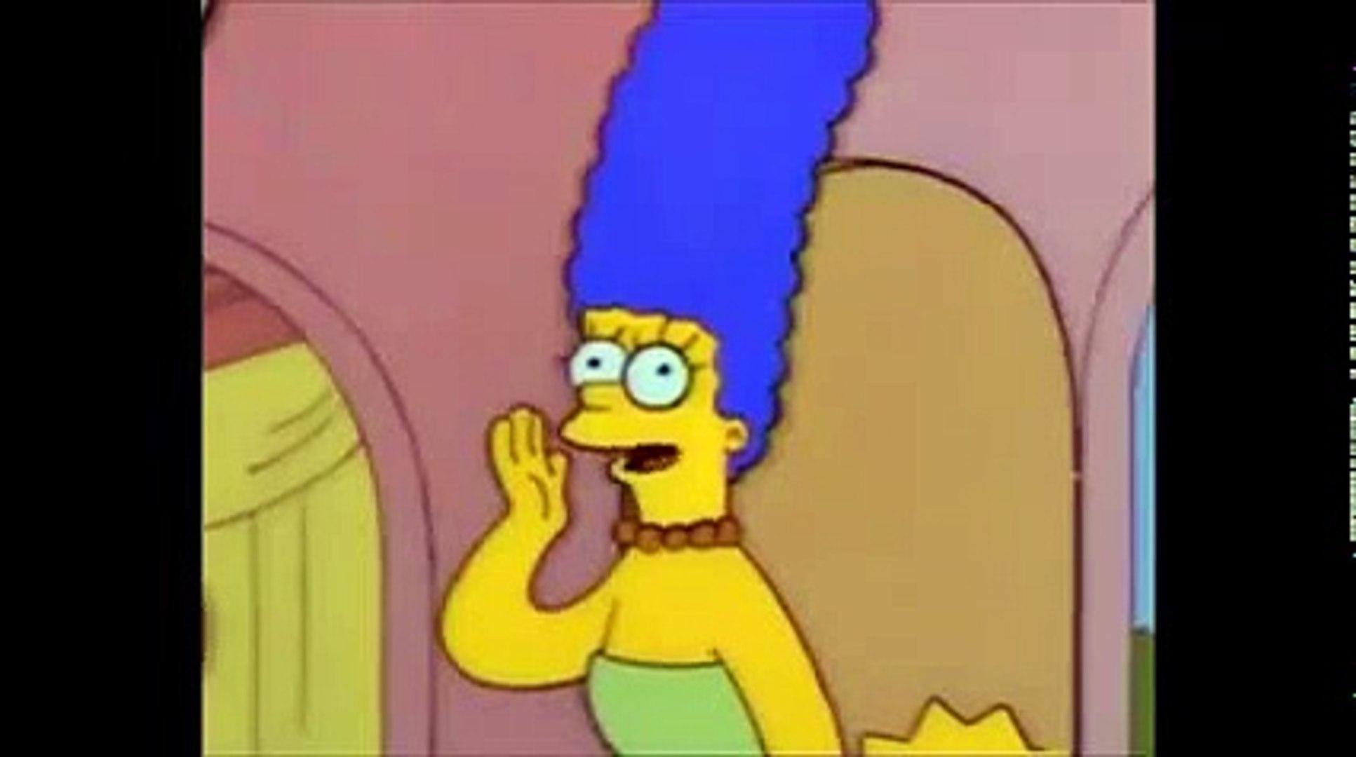 Los Simpson: Voy para allá