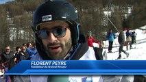 Hautes-Alpes : Florent Peyre imite Elie Semoun à l'occasion du festival Rirozor