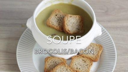Recette Soupe Brocolis