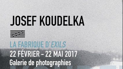 Teaser | Josef Koudelka | Exposition