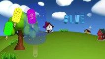Aprender los colores Elsa Frozen come Helado | Colores de la Diversión para los niños a aprender | Niños videos #2 Ki