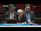 Mort subite de l'ambassadeur à l'ONU