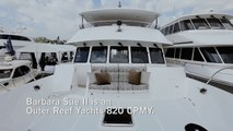 Outer Reef 820 at Yachts Miami Beach