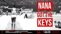 I GOT THE KEYS - Antoinette Nana Djimou