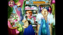 Frozen Disney Anna Elsa - Frozen Elsa Anna fashion rivals games videos for kids