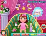 Bebé de la Princesa Real de Baño Juego de Cuidados del Bebé Para los Niños de la Princesa de Disney nuevo