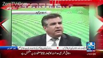 Ali Haider Grilling Danial Aziz And Tariq Fazal chaudhry For Their Remarks On Judiciary