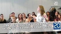 Dans les coulisses du casting de « N'oubliez pas les paroles » à Marseille