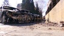 Raport i KTV-së për djegiet e veturave në Dardani të Prishtinës