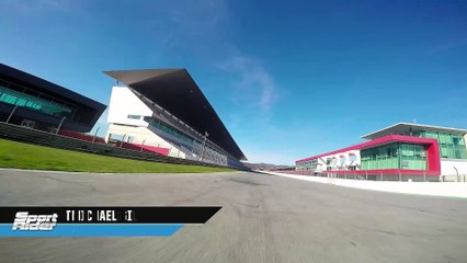 One Lap at Portimao Aboard the Honda CBR1000RR SP