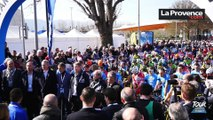 Tour de La Provence : avec les fans de vélo à Aubagne et Istres