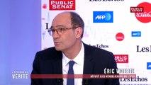Eric Woerth : « Qu'a apporté François Bayrou à la vie politique française toutes ces années ? »