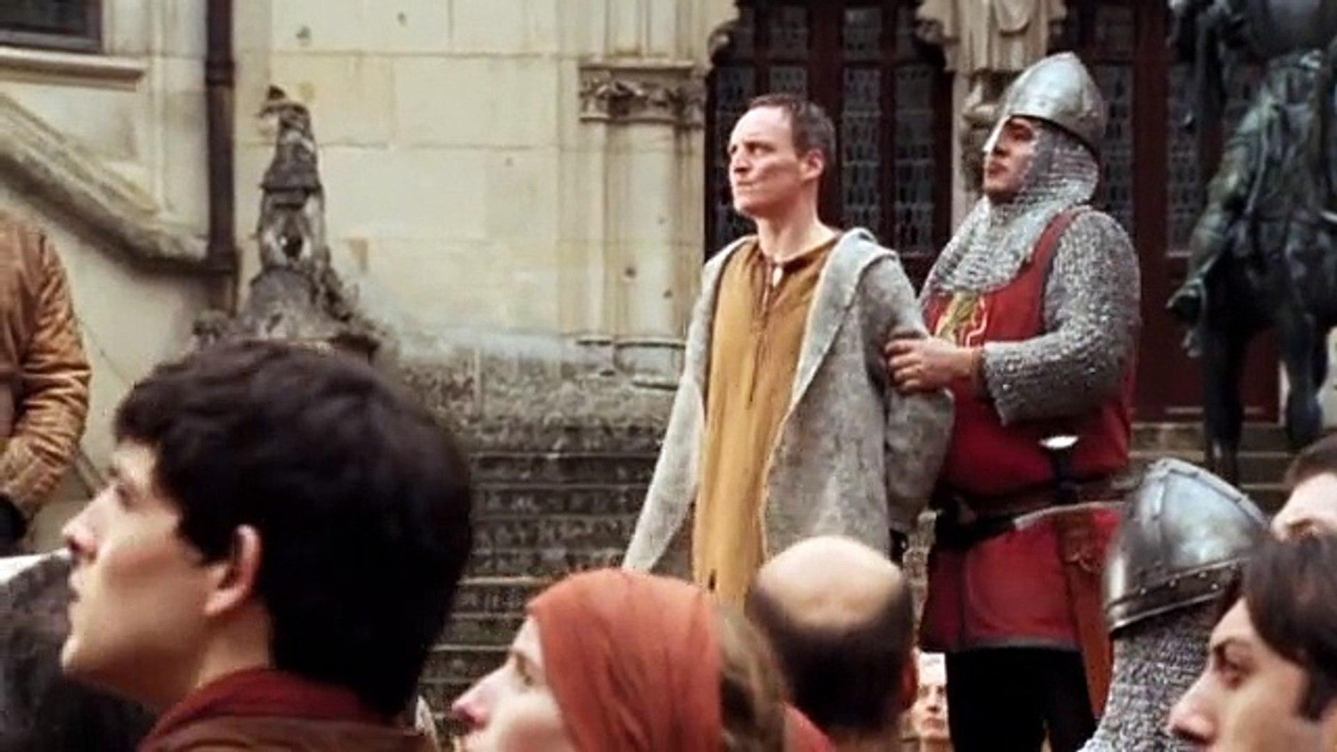 Merlin 2008 S01E01