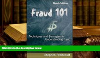 Best Ebook  Fraud 101: Techniques and Strategies for Understanding Fraud  For Online