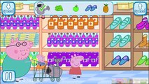 Peppa Pig Compras en el Supermercado ✿ Completo Juego ✿ Mejor aplicación de juego episodio