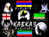 "''KAVKAZ United'' Arménie - Géorgie - Tchétchénie - Daguestan. ""CAUCASE"""