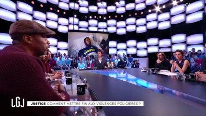 """""""Affaire Théo : La prise de conscience va au delà des banlieues"""" - Le Grand Journal du 21/02 - CANAL+"""
